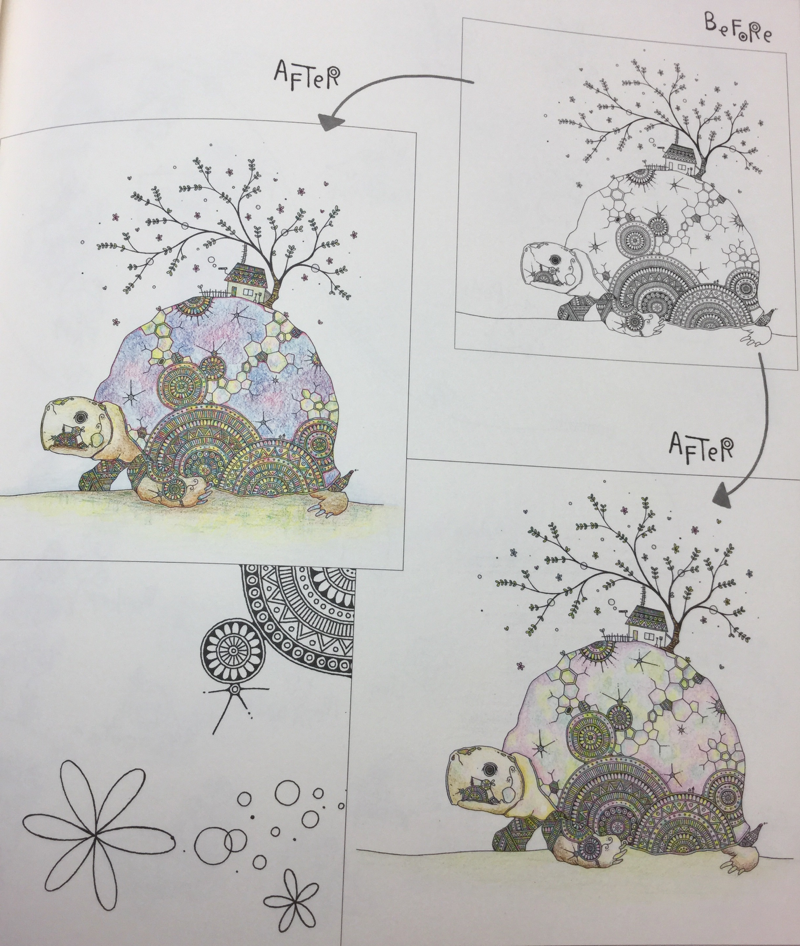 Fantastic Zoo Coloring Book Review 34 - Fantastic Zoo Coloring Book Review