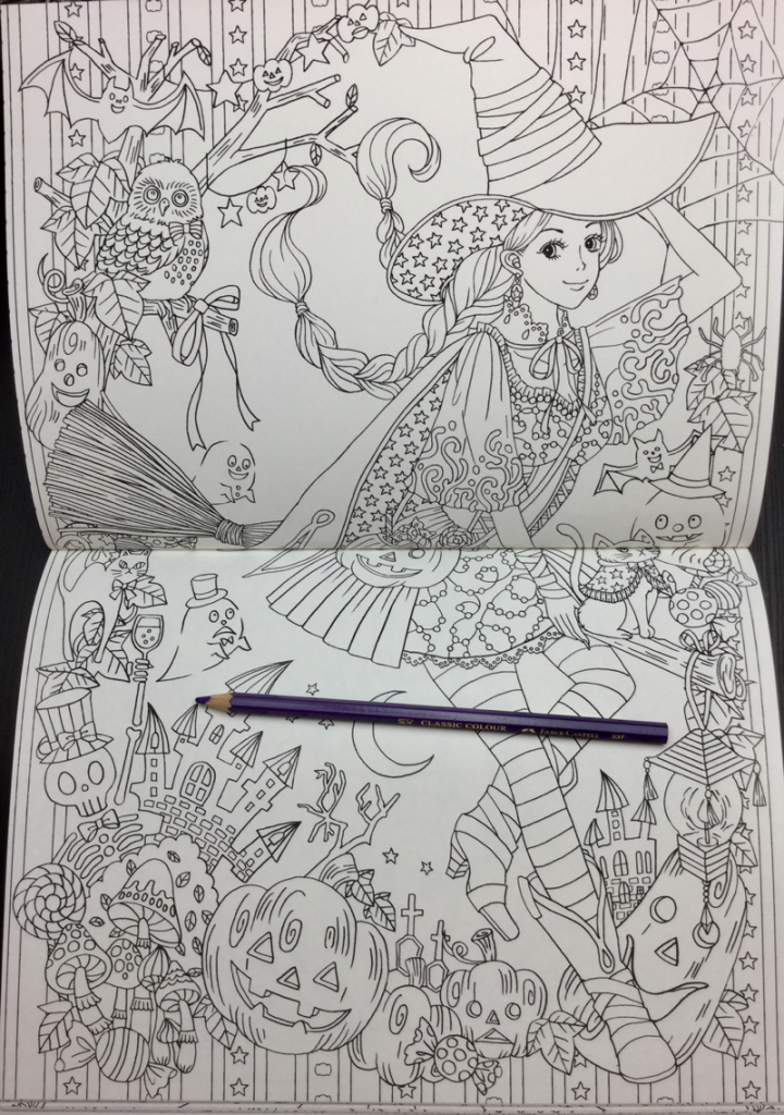 Beautiful Dress Coloring Book Review