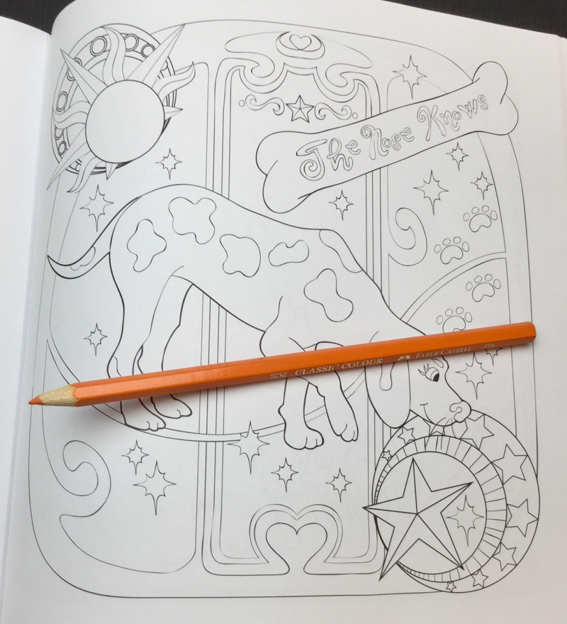 color and conjure coloring book review 31 - Color and Conjure Coloring Book Review