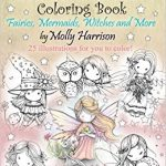 whimscial world coloring book 150x150 - Mystical - A Fantasy Coloring Book