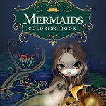 mermaids coloring book jasmine becket griffith 150x150 - Alice's Wonderfilled Adventures Coloring Book