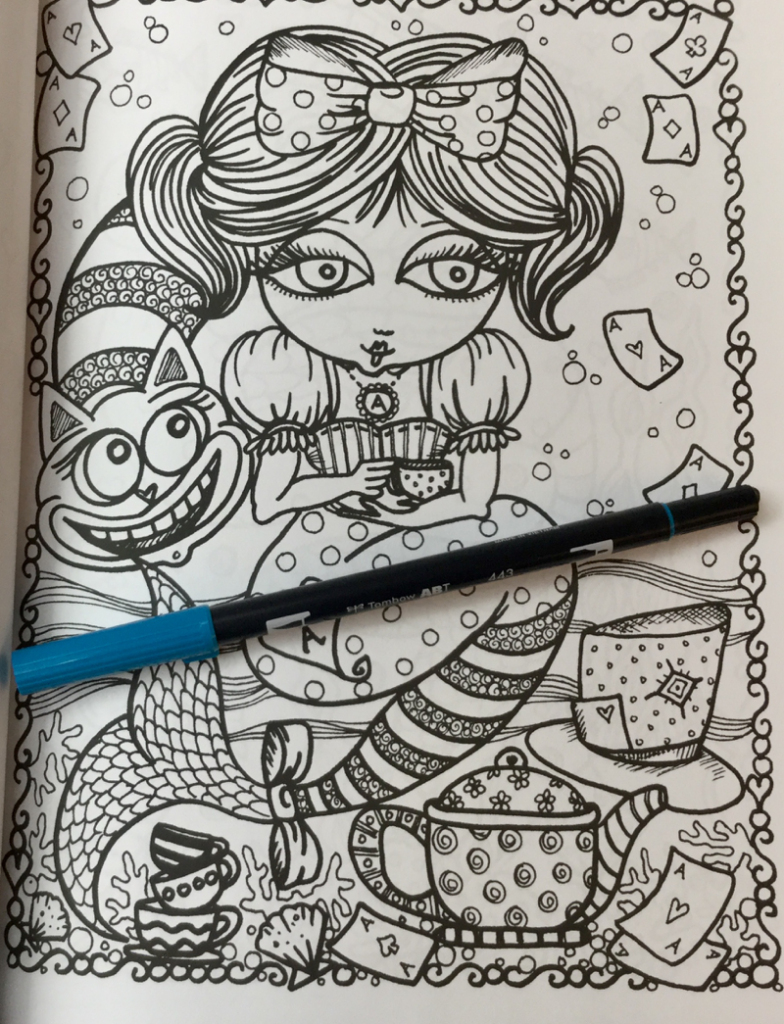 alice in waterland coloring book review 4182 784x1024 - Alice In Waterland Coloring Book Review