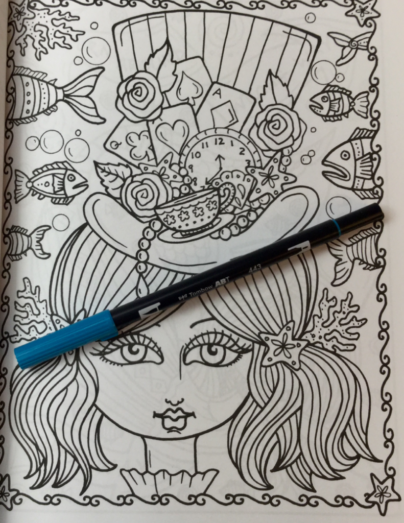 alice in waterland coloring book reviews  4179 791x1024 - Alice In Waterland Coloring Book Review