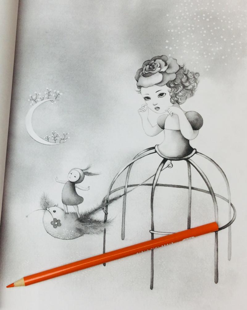 surrealfantasycoloringbook 4197 - Surreal Fantasy Coloring Book Review