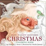 thenightbeforechristmas charlessantore 150x150 - Dikke Dames de einge echte Coloring Cards Review