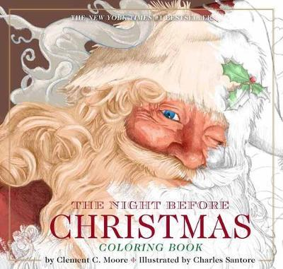 The Night Before Christmas Coloring Book