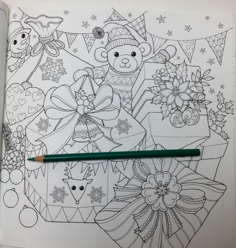 christmas nutcracker coloring book review - Christmas Nutcracker  Coloring Book Review