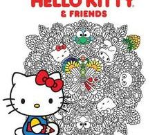 hellokittyandfriends 240x195 - Forest Girl's  Coloring Book Review