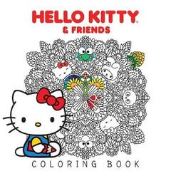 The Official Hello Kitty Coloring Book