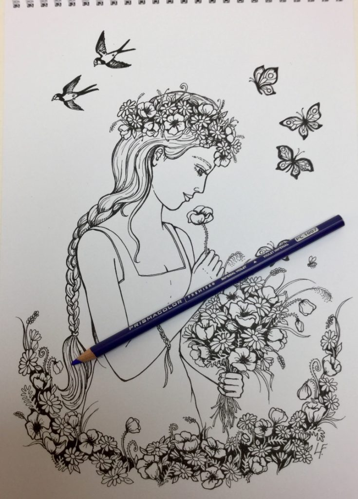 drops of happiness coloring book 4393 735x1024 - Kapka Stesti  Coloring Book Review