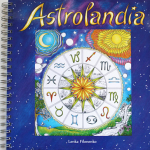 astrolandia 150x150 - Mucha Fantasy Coloring Book Review