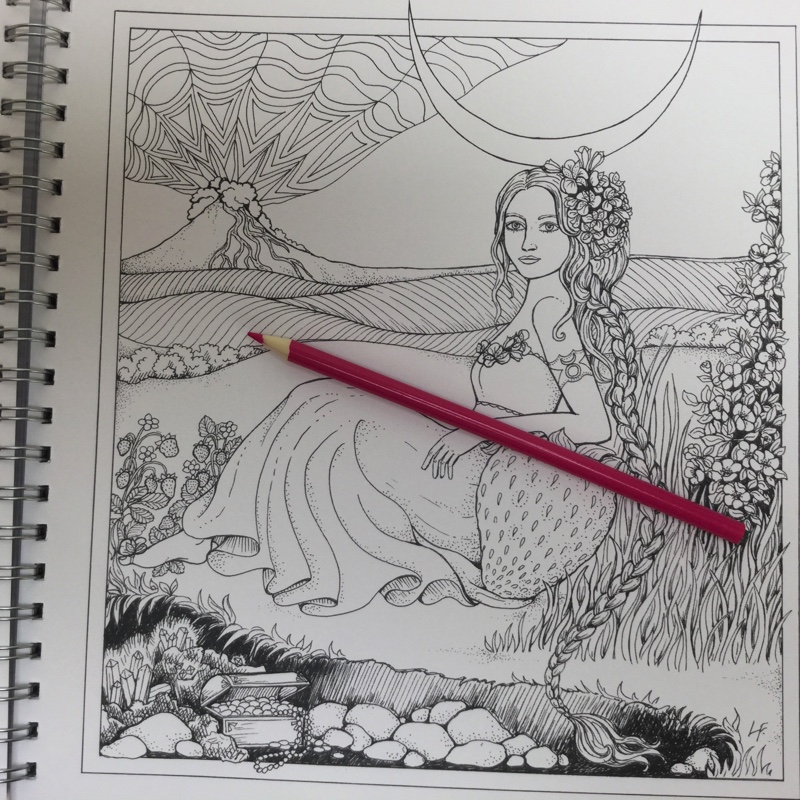 Astrolandia Coloring Book4400 - Astrolandia Coloring Book Review