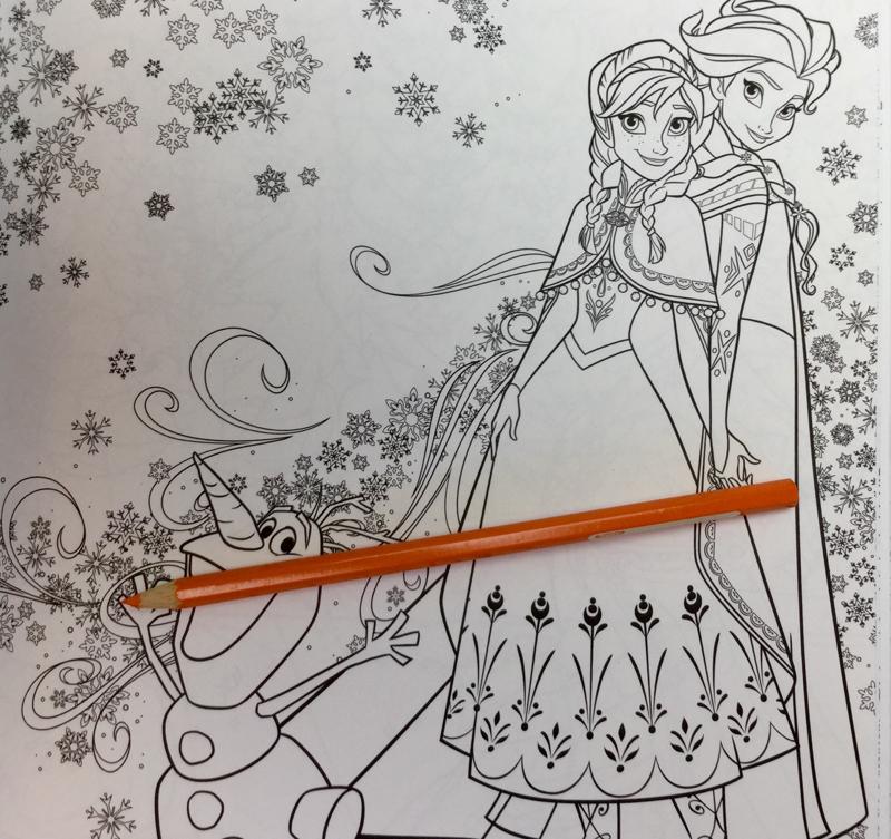 disney girls coloring book review 4448 - Disney Girls Coloring Book Premium Review