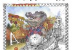 WEAnimalABCs 145x100 - Animal ABC's Coloring Book Review
