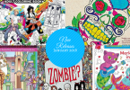 New Releases 2 145x100 - Coloring Books - New Releases - January - 2018