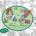 The A-Z of Flora and Fauna –  Coloring Book Review