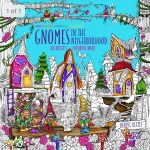 gnomes in the neighbourhood coloring book denyse klette 150x150 - Fairies in Dreamland - An Artist's Coloring Book