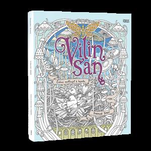 Vilin San Coloring Book Review