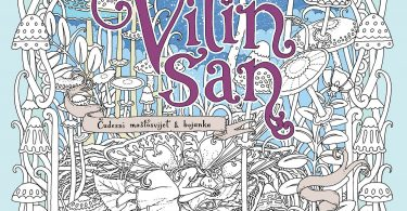 vilin san 2D 375x195 - Alice in Wonderland Kawade Shobo Coloring Book Review