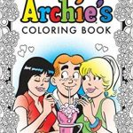 archiescoloringbook 150x150 - Color Me Wild - Color By Number Coloring Book
