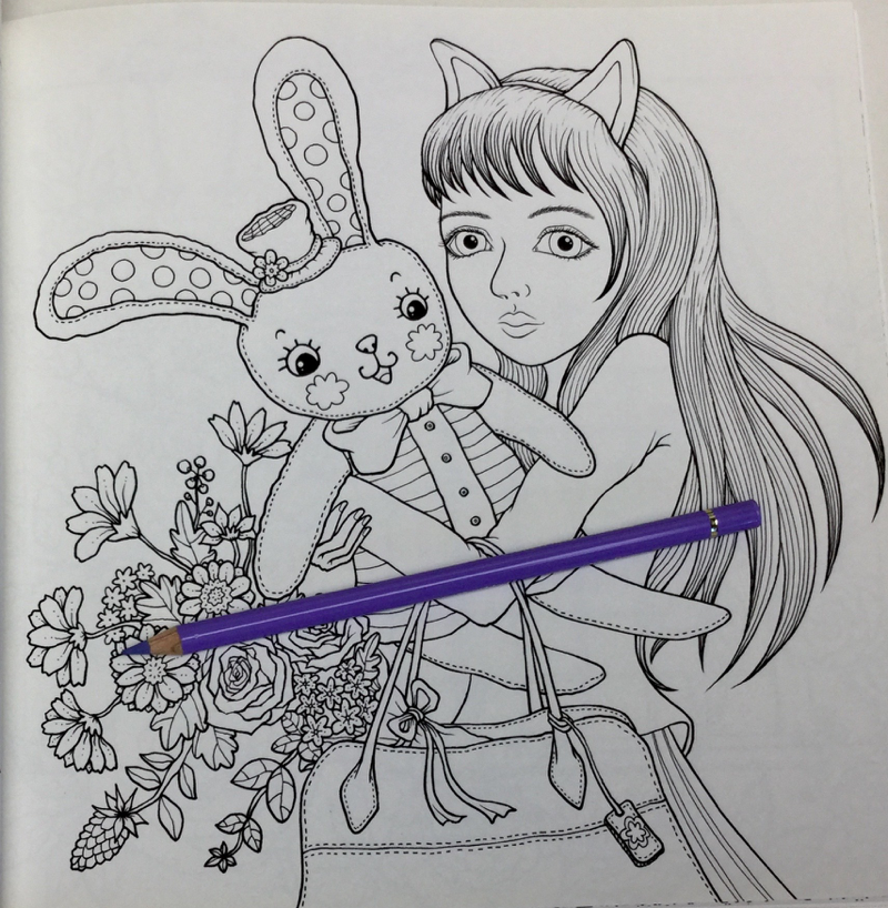 secretlyandhappilycoloringbook 4596 - Secretly and Happily Coloring Book Review