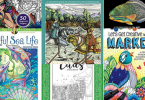 February new coloring book releases 145x100 - Coloring Books - New Releases - February- 2018