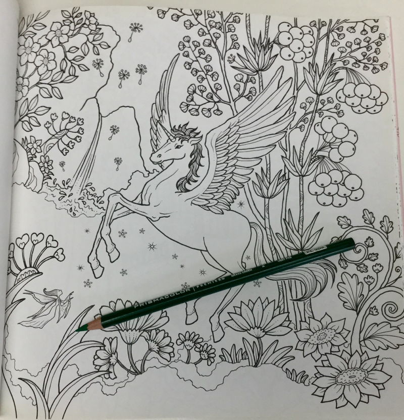 Goddesses of flora coloring book 4617 - Goddesses of Flora Coloring Book Review
