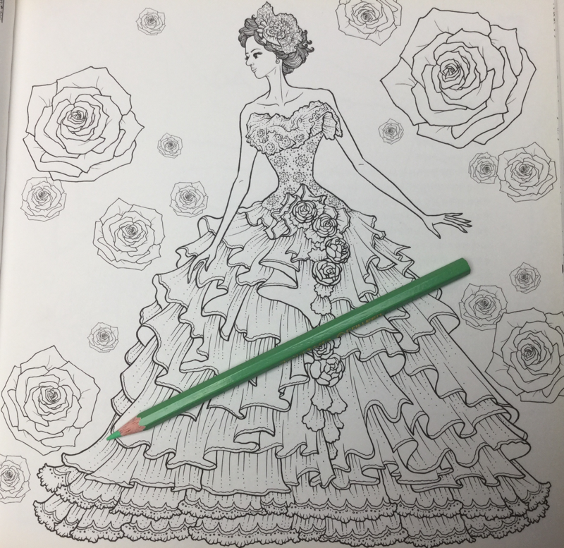 loving lifestyle of venus 4657 - Lifestyle of Lovely Venus Coloring Book Review