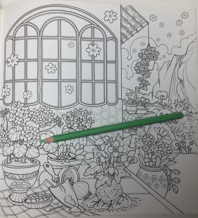 loving lifestyle of venus 4659 - Lifestyle of Lovely Venus Coloring Book Review