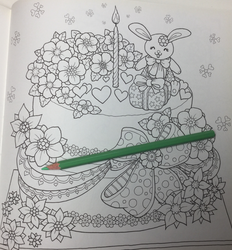 loving lifestyle of venus 4660 - Lifestyle of Lovely Venus Coloring Book Review