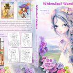 whimsical wonders coloring book julia spiri 150x150 - Fairy Merry Coloring Book Review