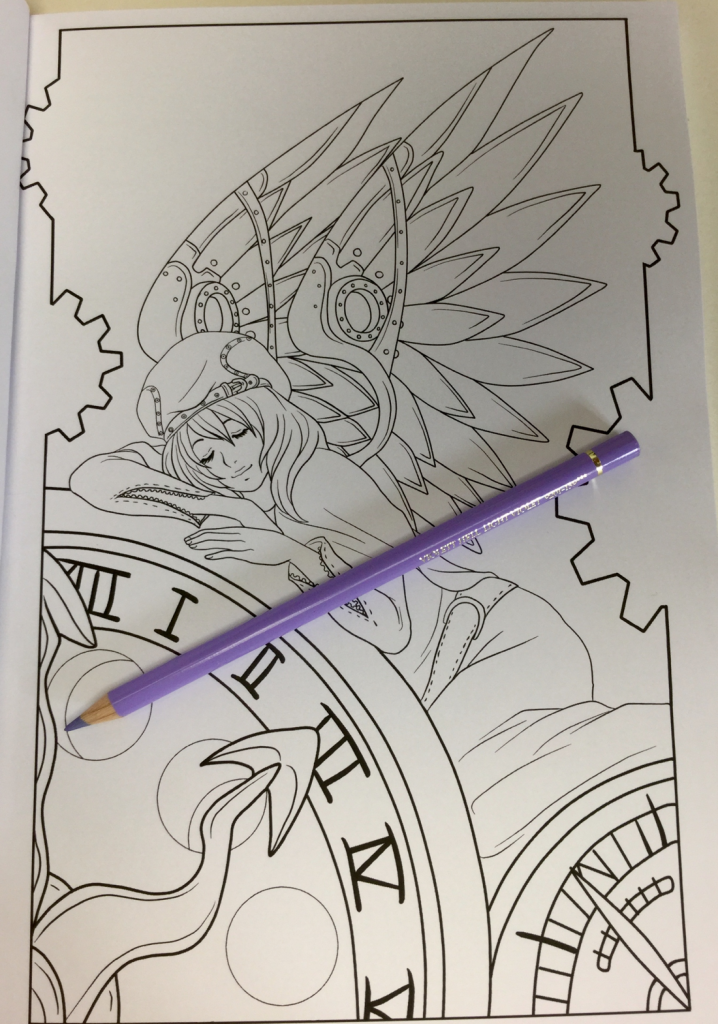 wings and fins coloring book 4717 718x1024 - Wings and Fins Coloring Book Review