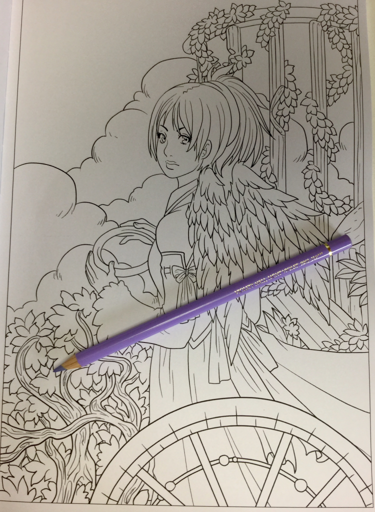 wings and fins coloring book 4719 750x1024 - Wings and Fins Coloring Book Review
