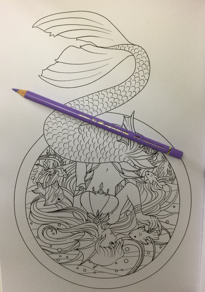wings and fins coloring book 4721 718x1024 - Wings and Fins Coloring Book Review