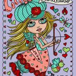 Little Sweethearts Coloring Book Review