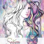 sakuems coloring book 150x150 - Mermaids in Paradise Coloring Book Review