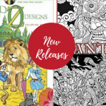 new coloring book releases March 2018