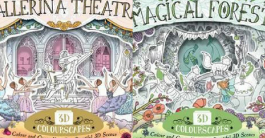 Untitled design 375x195 - Magical Forest & Ballerina Theatre 3d Colourscapes  Coloring Book Review