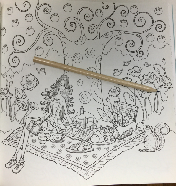 art trips with muse coloring book 4855 - Art Trips With Muse Coloring Book Review