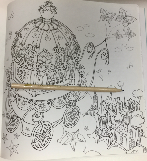 art trips with muse coloring book 4856 - Art Trips With Muse Coloring Book Review