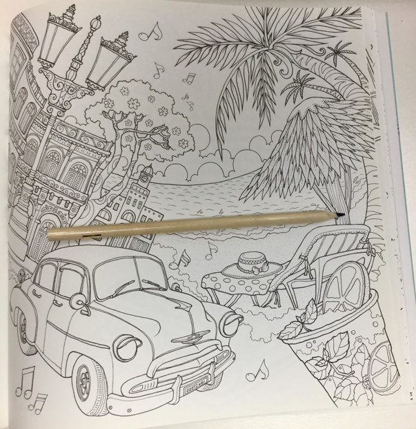 art trips with muse coloring book 4857 - Art Trips With Muse Coloring Book Review