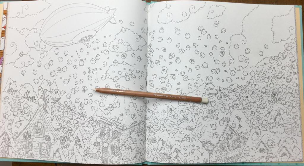 Mollang Hide and Seek Coloring Book 1024x558 - Mollang Hide and Seek Coloring Book Review