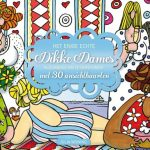 dikke dames postcard book 150x150 - Romantic Italy - Adult Coloring Book Review