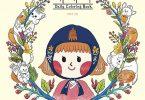 Daily Coloring Book cover (korean coloring book)