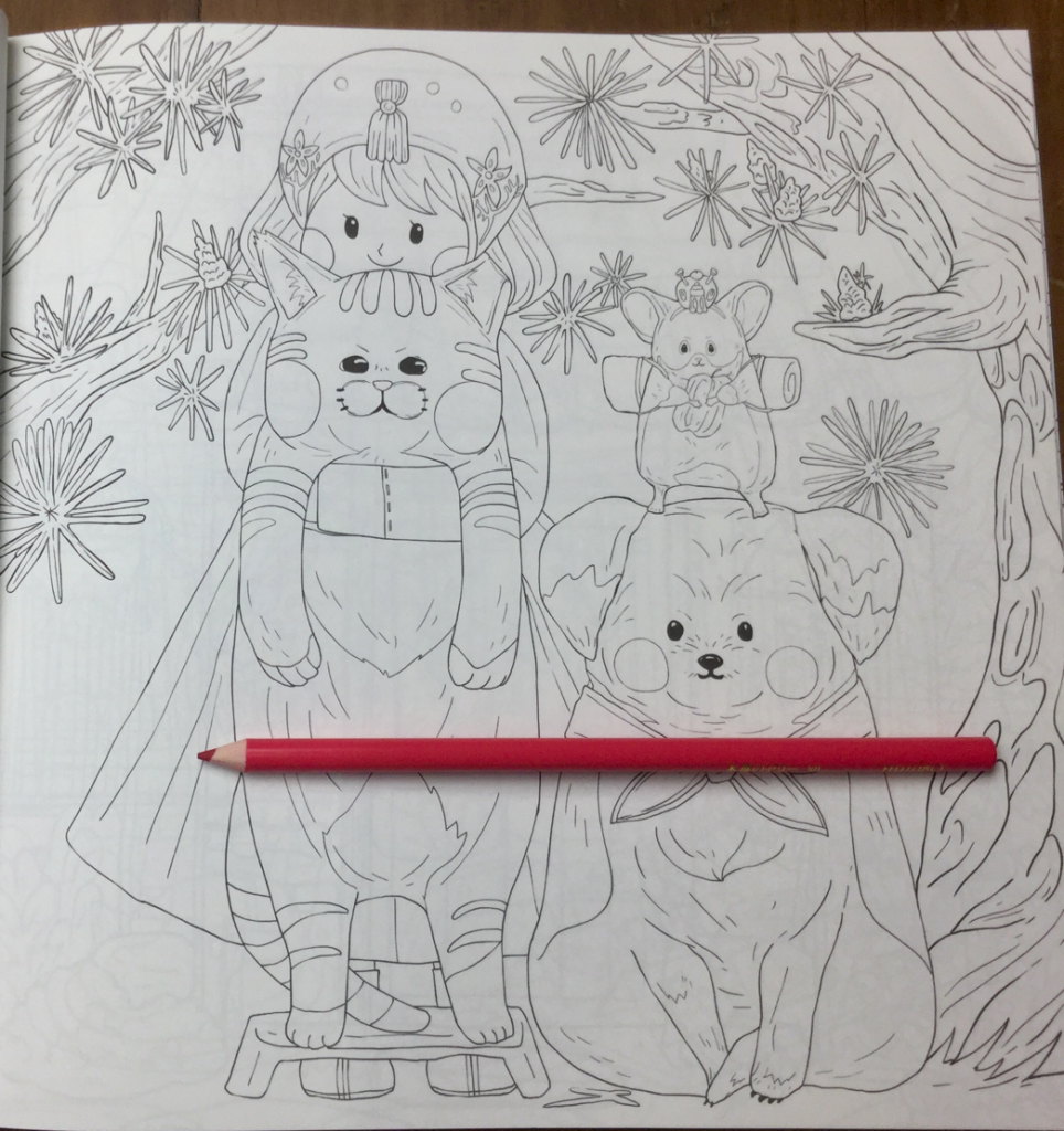 Daily coloring book review 964x1024 - Daily Coloring Book Review