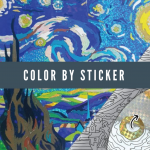 glintarts color by sticker 150x150 - Daily Coloring Book Review