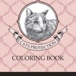 Cats Protection Coloring Book Review