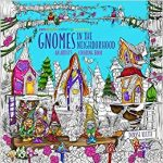 Gnomes in the Neighborhood Coloring Book Review