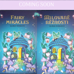 Fairy Miracles Coloring Book by Klara Markova