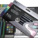 Spectrum Noir Metallic Pencils & Markers  Product Review